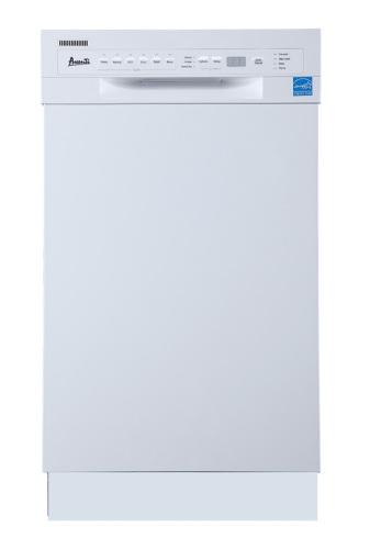Avanti Model DW1831D0WE - Built-In Dishwasher - White