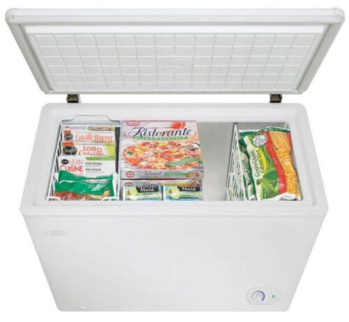 Model: DCF072A3WDB   Danby Danby 7.2 cu. ft. Chest Freezer