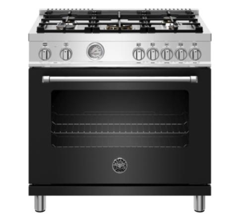"""Bertazzoni 36"""" Master Series range - Electric oven"""