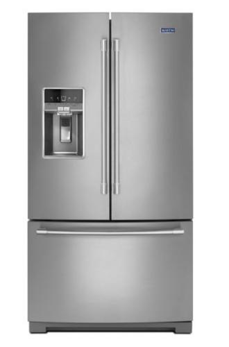 Maytag 36-Inch Wide French Door Refrigerator - 27 Cu. Ft.
