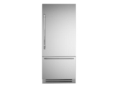 """Bertazzoni 36"""" Built-in, panel-ready refrigerator - Left swing door"""