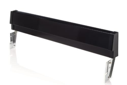 Frigidaire Black Slide-In Range Metal Backguard