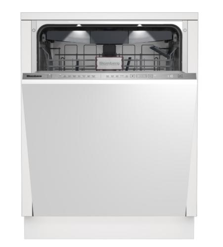 "Blomberg 24"" Tall Tub Top Control Dishwasher"