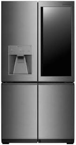 LG Signature LG SIGNATURE 23 cu. ft. Smart wi-fi Enabled InstaView™ Door-in-Door® Counter-Depth Refrigerator