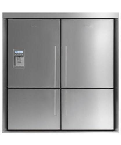 Fisher and Paykel Surround Kit Stainless Steel