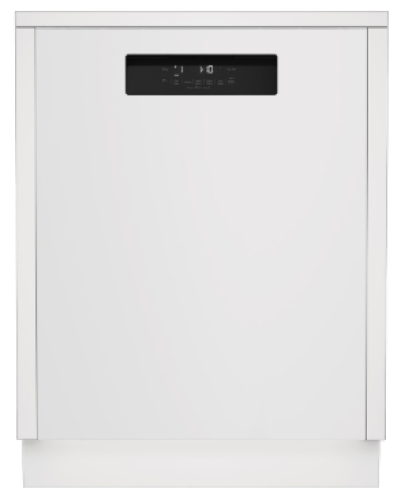 "Model: DWT52600WIH | Blomberg 24"" Tall Tub Front Control Dishwasher"