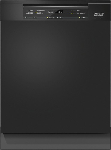 Miele G6745SCUBB Pre-finished, full-size dishwasher with visible control panel, 3D+ cutlery tray