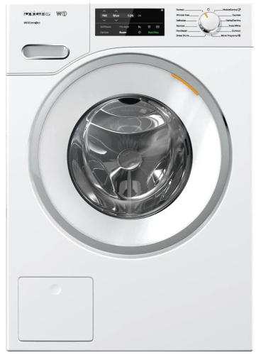 "Miele 24"" Front-loading washing machine"
