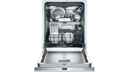 Model: DWHD770WFP | Thermador 24-Inch Professional Stainless Steel Sapphire® DWHD770WFP