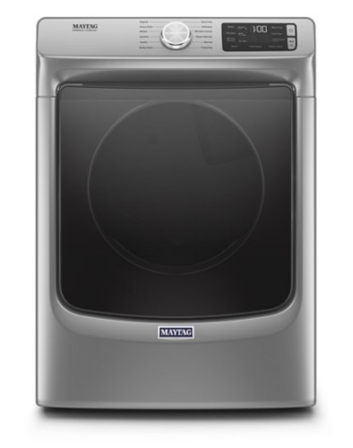 Maytag Smart Front Load Electric Dryer with Extra Power and Advanced Moisture Sensing Plus - 7.3 cu. ft.