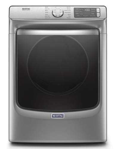 Maytag Smart Front Load Gas Dryer with Extra Power and Advanced Moisture Sensing Plus - 7.3 cu. ft.