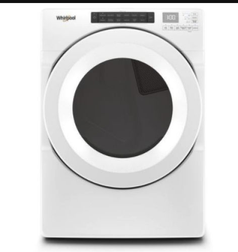 Whirlpool 7.4 cu.ft Front Load Long Vent Electric Dryer with Intuitive Controls