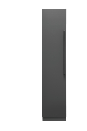 "Dacor 18"" Column Door Panel Left Hinged- Graphite Stainless Steel"