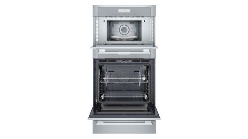 Model: MEDMCW31WS | Thermador 30-Inch Masterpiece® Triple Speed Oven MEDMCW31WS