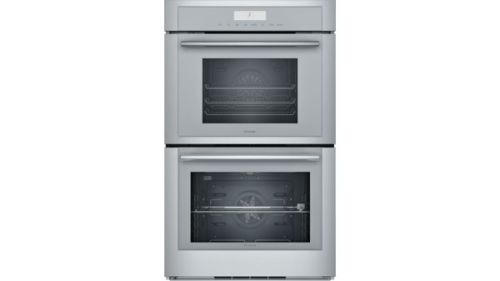 Thermador 30-Inch Masterpiece® Double Steam Oven MEDS302WS