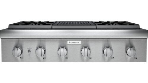 "Thermador 36"" Professional Series Rangetop PCG364WL"