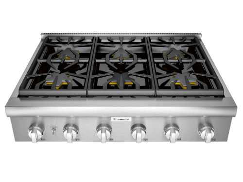 "Thermador 36"" Professional Series Rangetop PCG366W"