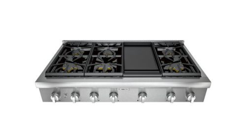 "Thermador 48"" Professional Series Rangetop PCG486WD"