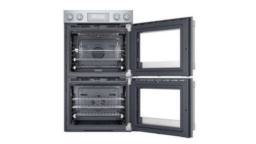 Model: POD302RW   Thermador 30-Inch Professional Double Wall Oven with Right-Side Swing Door