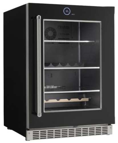 Danby Silhouette RESERVE ALL FRIDGE - BEVERAGE & WINE CENTRE (Right Hinge)