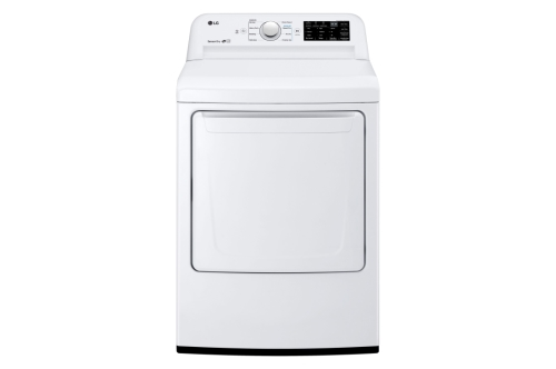 LG 7.3 cu. ft. Gas Dryer with Sensor Dry Technology