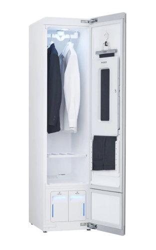 Model: S3WFBN | LG Styler - with Smart wi-fi Enabled Steam Clothing Care System