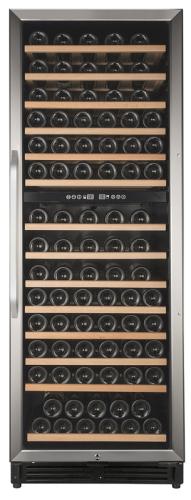 Model: WCF148DE3S | Avanti 148 Bottles Wine Cooler - Dual Zone