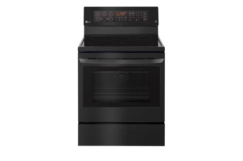 LG 6.3 cu. ft. Electric Single Oven Range with True Convection and EasyClean®