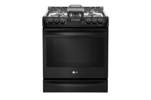 LG 6.3 cu. ft. Smart wi-fi Enabled Gas Single Oven Slide-In Range with ProBake Convection®