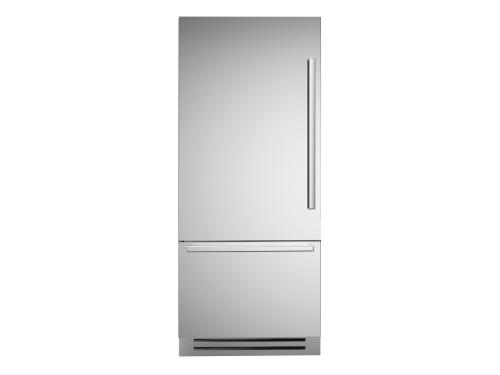 """Bertazzoni Handle kit for 36"""" Built-in refrigerator - Professional Series"""