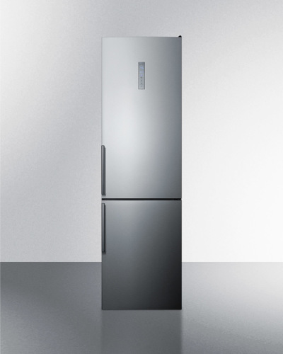 Summit 12.5 cu.ft. Counter Depth Bottom Mount Refrigerator
