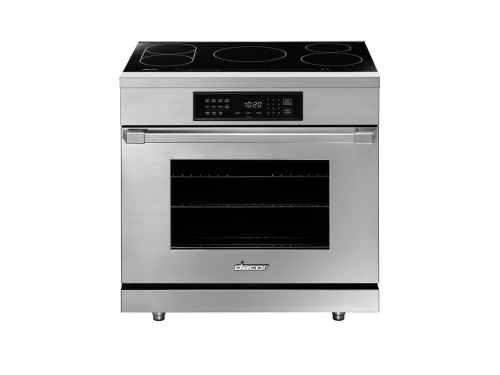 "Dacor Heritage 36"" Induction Pro Range"
