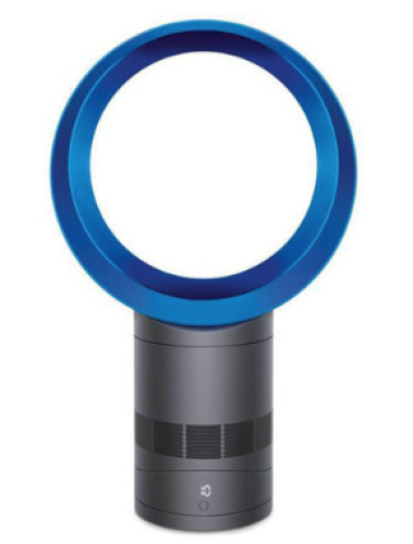 Dyson Cool™ 10 inch desk fan (Iron/Blue)