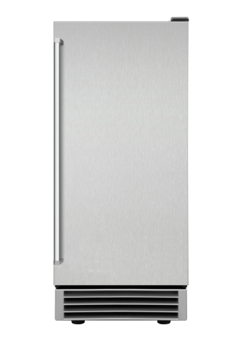 15 in wide built-in 50 lbs Ice Maker