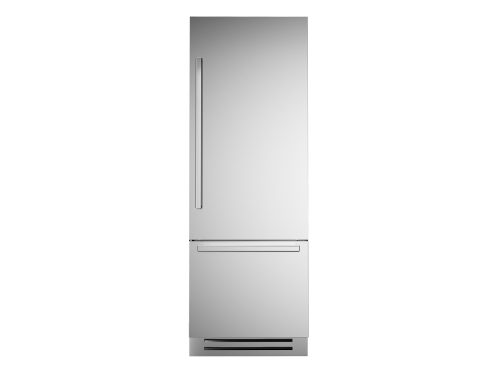 "Bertazzoni 30"" Built-in refrigerator - Stainless - Right swing door"