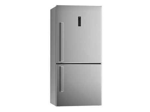 "Bertazzoni 31"" Bottom mount refrigerator - Stainless - Right swing door"
