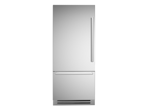 "Bertazzoni 36"" Built-in refrigerator - Stainless - Right swing door"