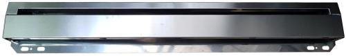 "Bertazzoni 4""  backguard for 48"" Professional and Master Series"