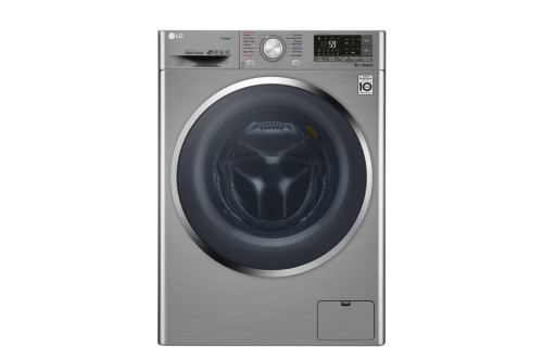 Model: WM3499HVA | LG 2.3 cu.ft. Smart wi-fi Enabled Compact All-In-One Washer/Dryer