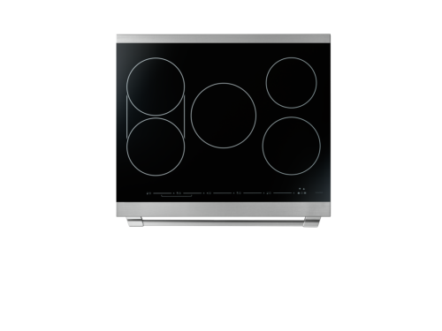 "Model: HIPR30S | Dacor Professional 30"" Induction Pro Range"