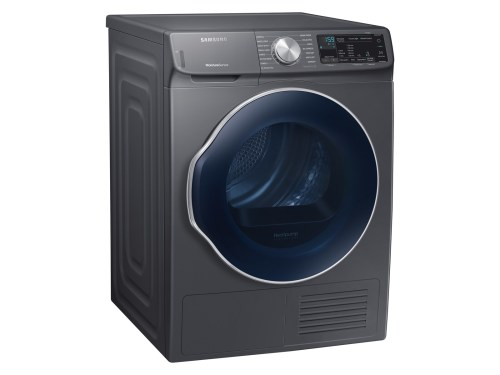 "Model: DV22N6850HX | Samsung DV6850H 4.0 cu. ft. 24"" Heat Pump Dryer with Smart Control"