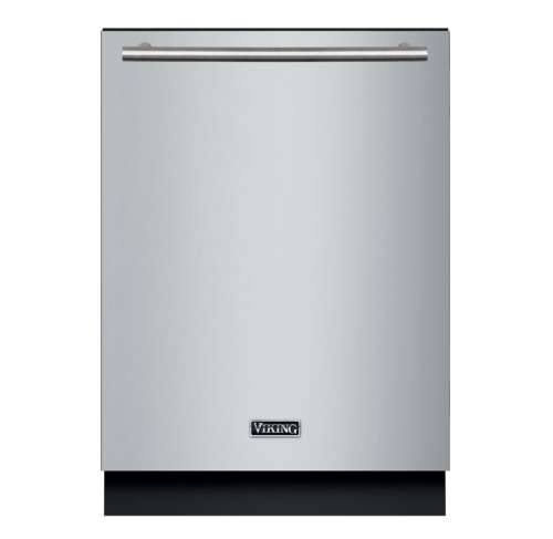 "Viking 24"" Dishwasher  with  stainless steel front panel"