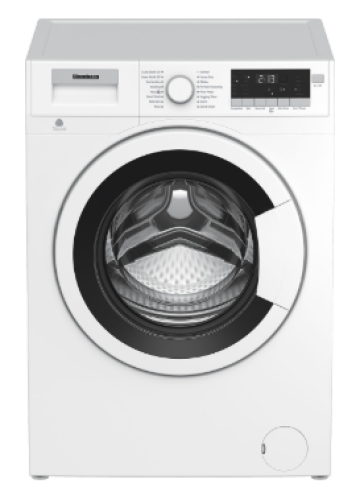 Model: WM98200SX2 | Blomberg 24 Inch Front Load Washer