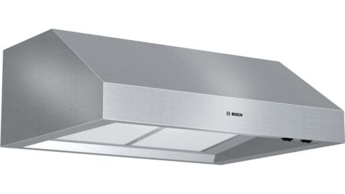 "Bosch 800 Series30"" Professional-Style Under-Cabinet Hood, 600 CFM, DPH30652UC, Stainless Steel"