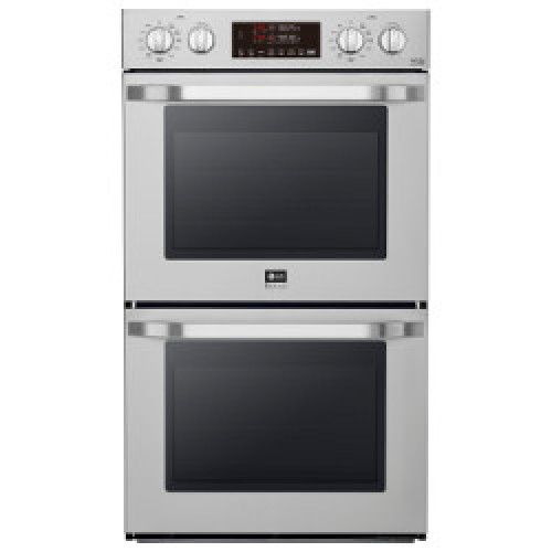 "LG 30"" Wide Double Wall oven"