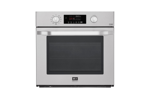 LG LG STUDIO 4.7 cu. ft. Smart wi-fi Enabled Single Built-In Wall Oven