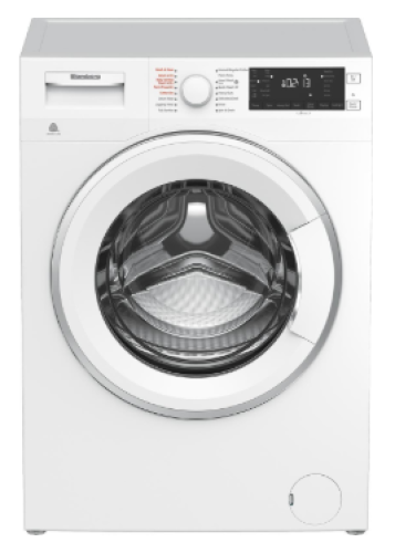 "Blomberg 24"" Ventless Combo Washer Dryer, White"