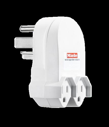 Miele NEMA Adapter for W1/T1 Laundry - Adapter NEMA 14-30/2x5-15