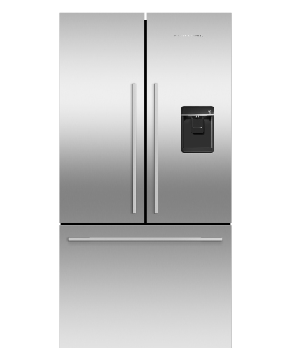 Fisher and Paykel 31 Inch Counter Depth French Door Refrigerator with ActiveSmart™ Technology