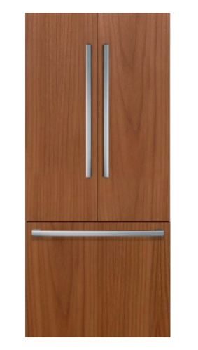 "Bosch Benchmark®, 36"" Built-in French Door Refrigeratorwith Home Connect, B36IT900NP, Custom Panel"